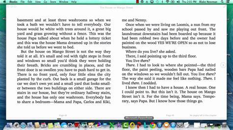 house on mango street chapter 1 theme the house on mango street chap 1 youtube