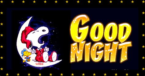 imagenes de good night baby goodnight snoopy 2 gif picture