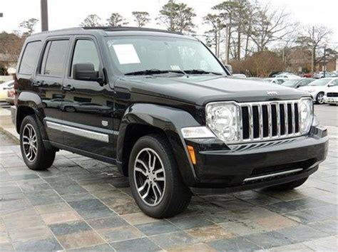 black jeep liberty 2005 jeep liberty black exterior and automatic transmission on