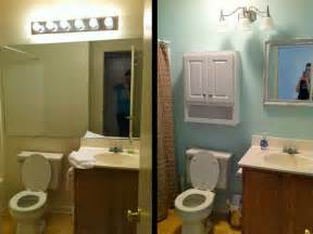 Before And After Small Bathrooms Bathroom Small Bathroom Makeover Before And After Small