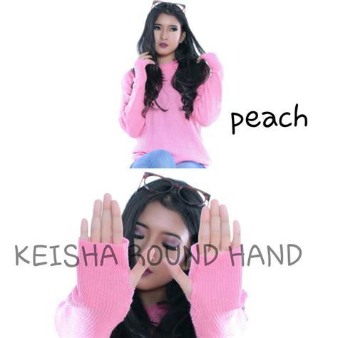 Sweater Roundhand Rajut sweater wanita roundhand rajut halus keisha roundhand