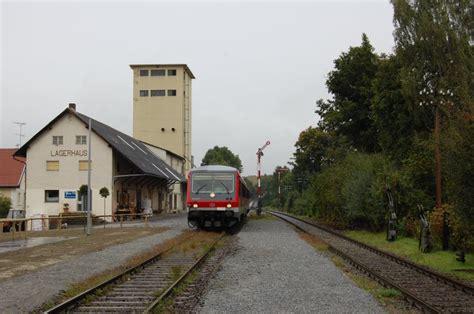 wasserburg am inn bahnhof regionalbahn flair mit 928 685 als rb 21826 l 252 neburg