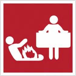 panneaux de s 233 curit 233 et incendie quot couverture anti feu