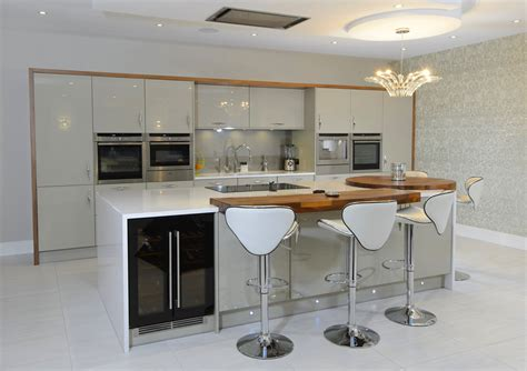 room maker acrylic and walnut room makers ltd bespoke kitchens and bedroom fitters based in blackpool