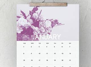 calendari  bellissimi da stampare da muro  pareti