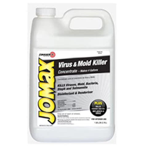 Jomax House Cleaner by Zinsser 174 Jomax 174 Mold Killer And Deodorizer Product Page