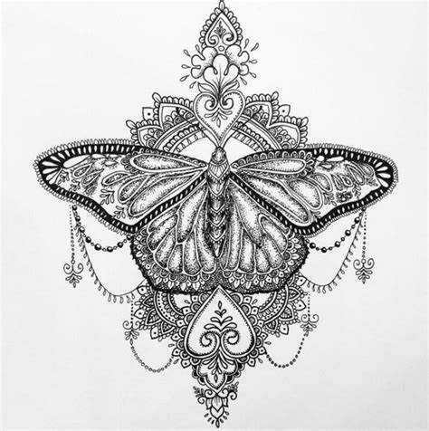 tattoo trends butterfly mandala tattoo google search