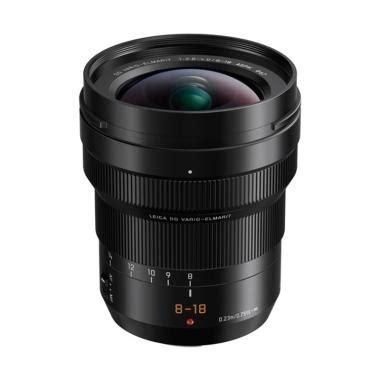 Kamera Panasonic Leica jual panasonic leica dg vario elmarit 8 18mm f 2 8 4 0 asph lensa kamera harga
