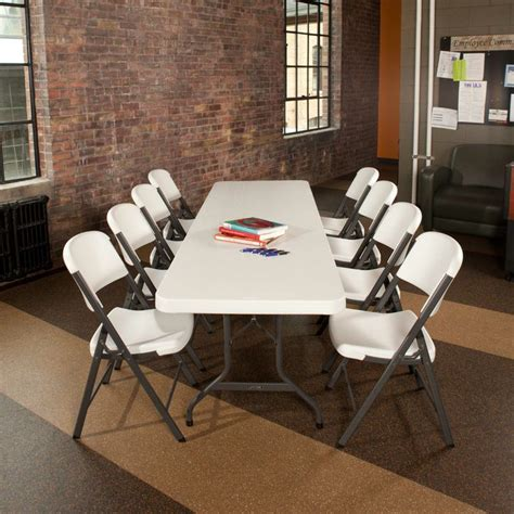 Lifetime 8 Foot Table by 17 Best Images About Lifetime 8 Ft Banquet Tables On