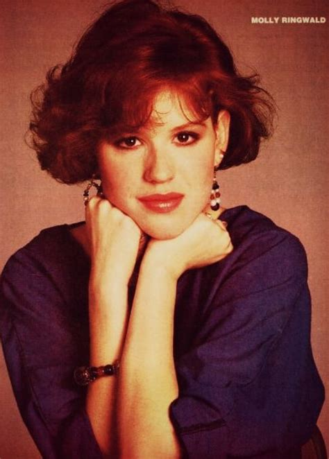 images  molly ringwald  pinterest