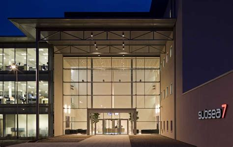 Subsea 7 Office by Subsea 7 Cus Development Westhill Aberdeen E Architect
