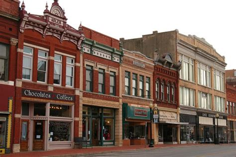 bed and breakfast guthrie ok downtown guthrie ok you will see a town that grew overnight downtowndifferent com