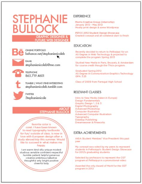 Resume Design Inspiration by 30 Excellent Resume Designs For Inspiration Design Bump