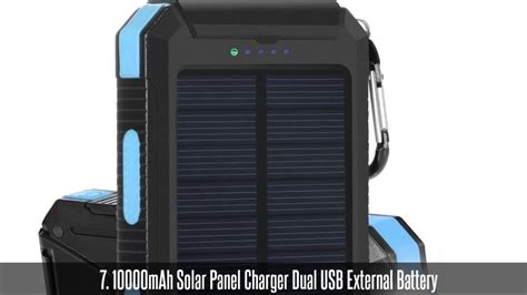 best cell phone battery charger top 10 best cell phone solar chargers