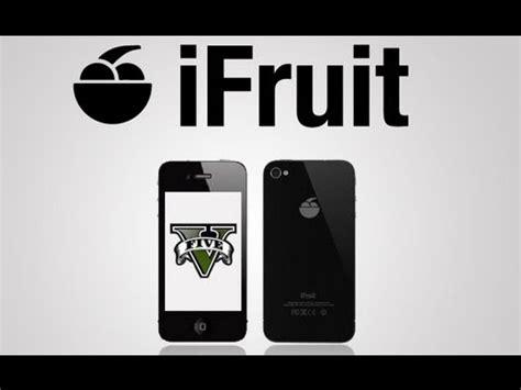 ifruit app gta v ifruit app