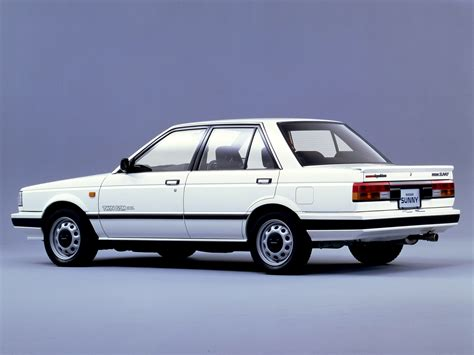 Nissan Sunny B12 Forum