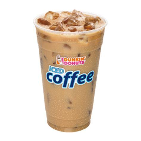 Iced Coffee Dunkin Donuts dunkin donuts