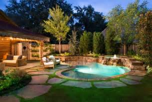Small Pool Ideas For Backyards Spruce Up Your Small Backyard With A Swimming Pool 19 Design Ideas