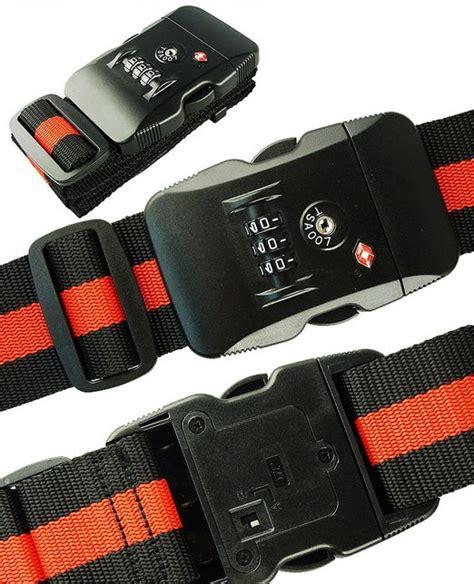 Tali Koper Password Travel Rainbow Luggage Coded Lock B357 travel luggage coded lock suitcase belt stripe tali