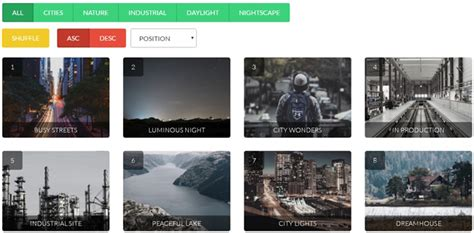 layout css filters enabled filterizr a jquery plugin to apply filters over