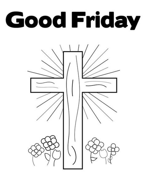 printable coloring pages for good friday free coloring pages april 2012