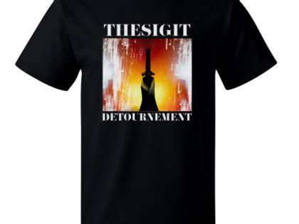 T Shirt The Sigit Detourn Mc the s i g i t ffwd records