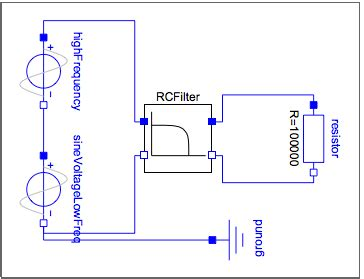 power of resistor in rc circuit wolfram systemmodeler in electrical engineering courses wolfram