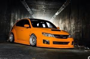 Orange Subaru Orange Subaru Wrx Sti Beautiful Need For Speed Addiction Pint