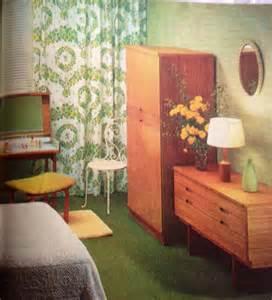 pin by terrebella grafico on 1960s bedroom green