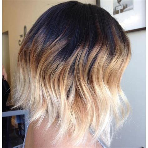15 Chic Ombre Short Hair Ideas   Styleoholic