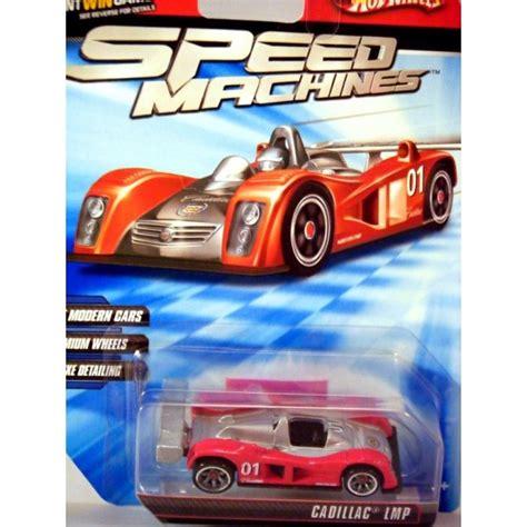 Cadillac Lmp Diecast Hotwheels wheels speed machines cadillac lmp race car global