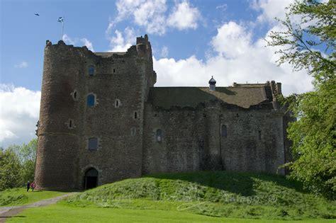 Doune Castle: seat of power ? The Hazel Tree
