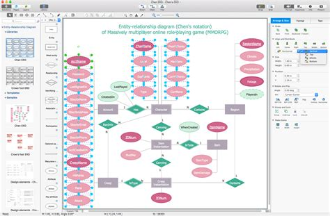 software to draw er diagram free erd software free 28 images erd diagram software free