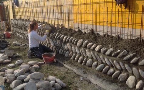 pietre da muro interno rivestimenti con pietre antiche per interni