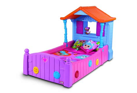 plastic twin bed cute colorful plastic base girls bed with colorful cotton