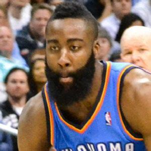 biography of james harden james harden bio facts family famous birthdays