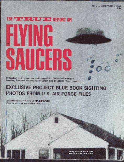 project blue book special report 14 the true report on flying saucers 1967