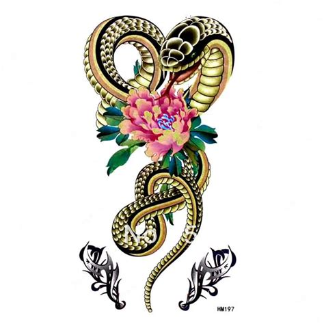 chinese snake tattoo designs 54 snake designs