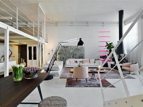 white loft three creative lofts fit for stylish artists