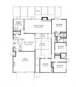 joseph eichler home plans eichler home plans house design