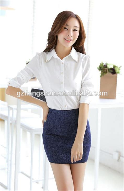 lada office china shirt manufacturer office formal shirt for