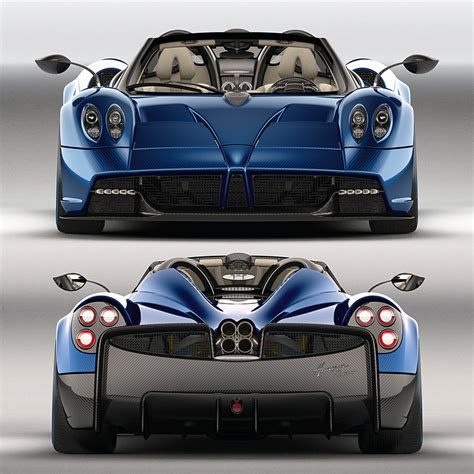 pagani huayra roadster specifications photo price
