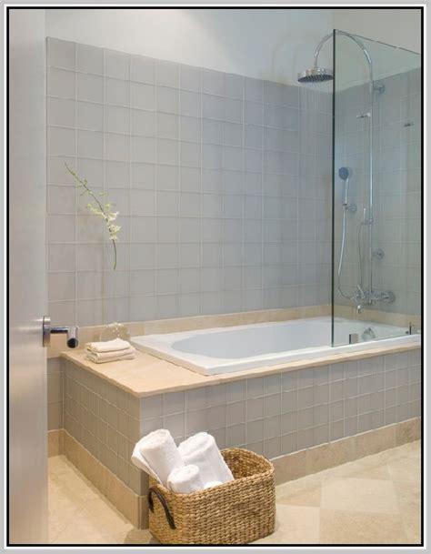 Bathtub With Jets And Shower Jetted Tub Shower Combo Home Design Ideas Bathroom