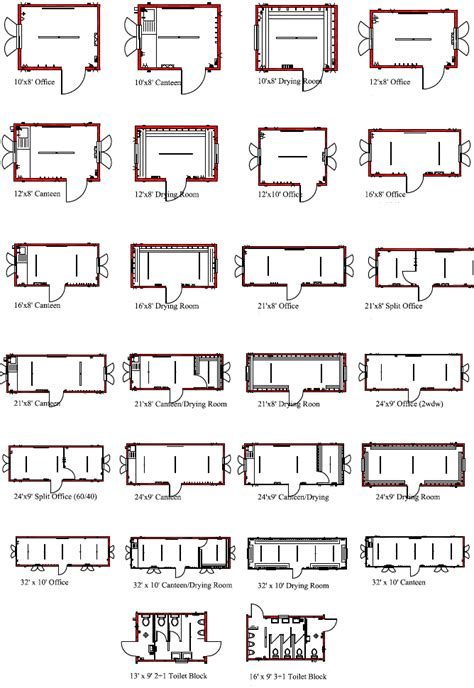 Floor Plans Small Cabins layouts amp configurations