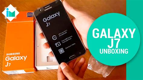 samsung galaxy  unboxing en espanol youtube