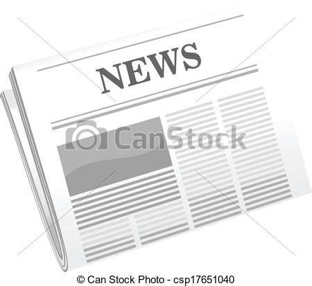 newspaper folded stock vector more images of article 158578801 istock vector illustration of a folded newspaper with the eps vector search clip