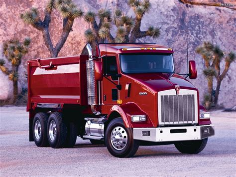 kenworth t800 dump truck photos of kenworth t800 dump truck 2005 1280x960