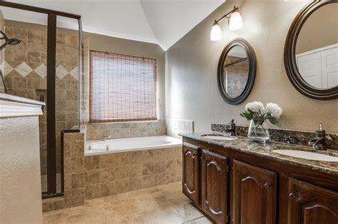 master bathroom traditional master bathroom with drop in bathtub