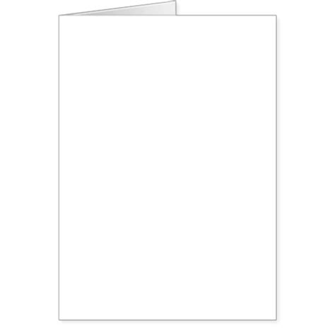 Blank Printable Cards Template by 9 Best Images Of Printable Greeting Card Blank Template