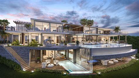 Apartment Over Garage marvellous contemporary style villa in la zagaleta